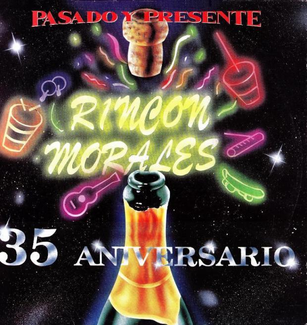 Rincon Morales 35 aniversario Frente