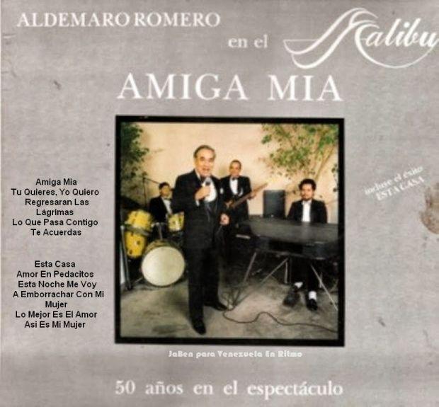 Aldemaro Romero en El Malibú