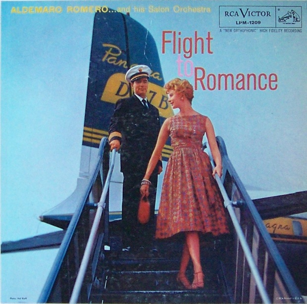 Aldemaro Romero -  Flight To Romance