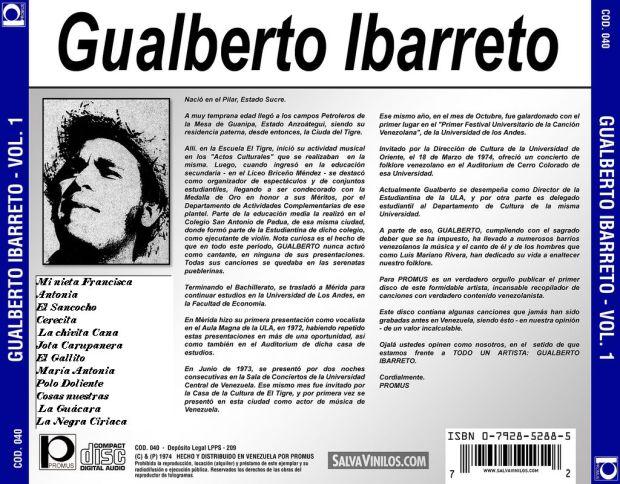 Gualberto Vol. 1 - t