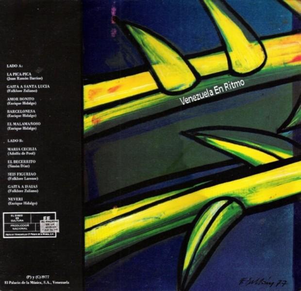 Música folklórica de Venezuela  - Vol.2t