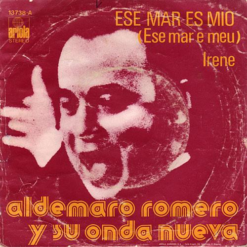 1975 - Ese mar es mio -  ALDEMARO ROMERO Y SU ONDA NUEVA (1)