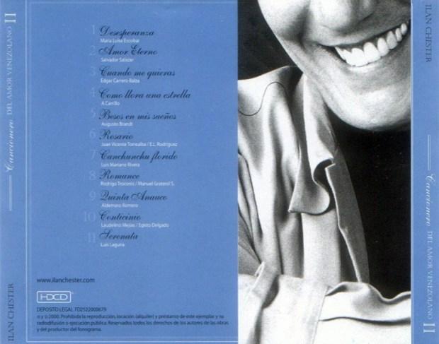 Ilan_Chester-Cancionero_De_Amor_Venezolano_II-Trasera