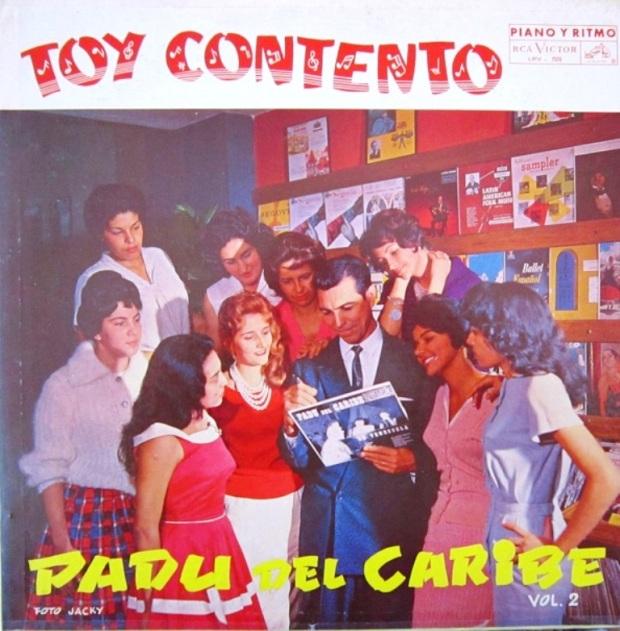 Padu Del Caribe - Toy Contento