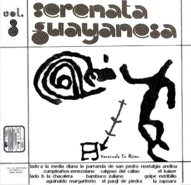 Serenata Guayanesa – Música Popular y Folklorica de Venezuela – Vol. 3tb
