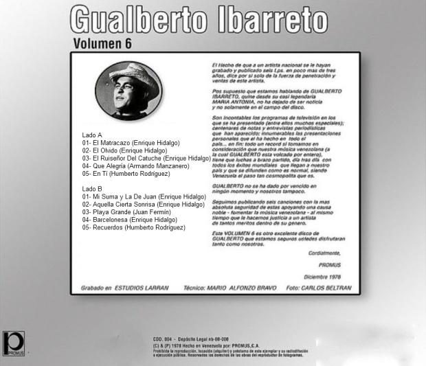 Gualberto - Vol. 6