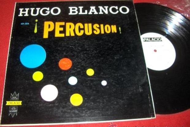 Hugo Blanco en Percusión