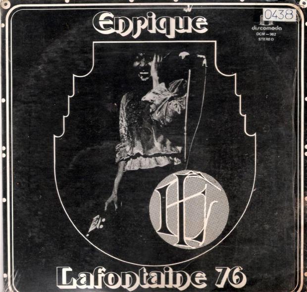 Lafontaine '76 - Y Los Negros No Hacen Silencio