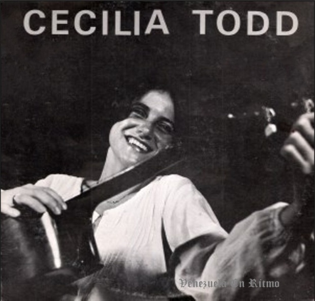 Cecilia Todd Vol. 3 - Canto Venezolano