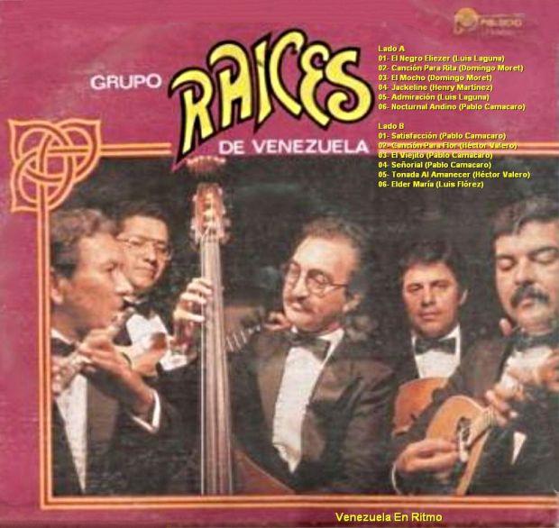 Grupo Raices de Venezuela 1984