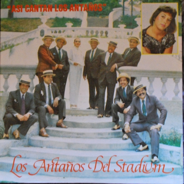 Los Antaños Del Stadium - Asi Cantan Los Antaños