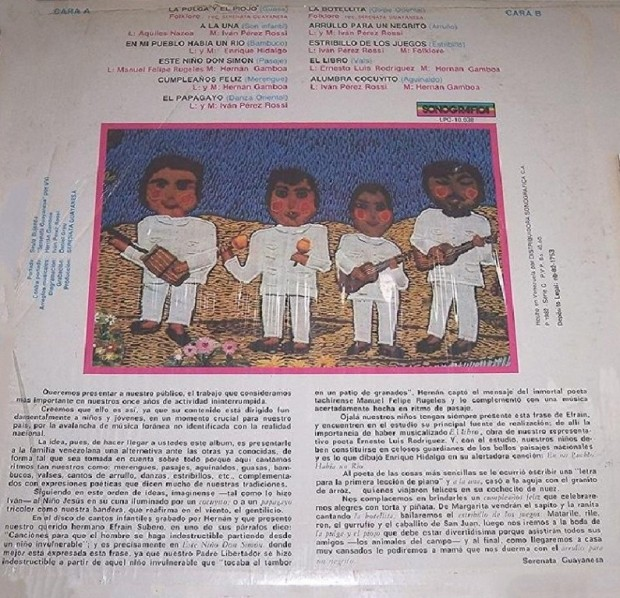 Cantemos Con Los Niños -  Vol. 8c