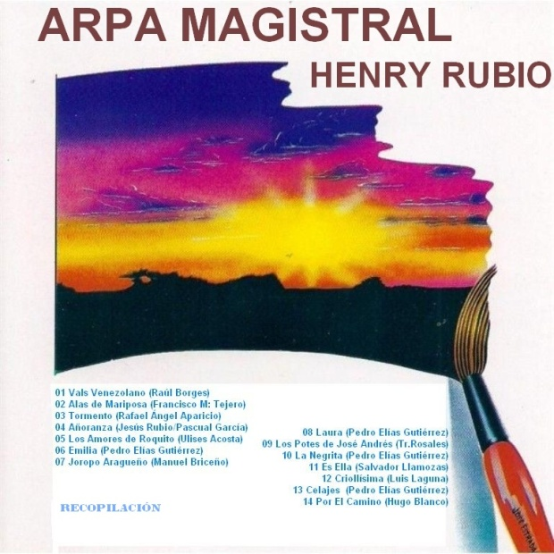 Arpa magistral back