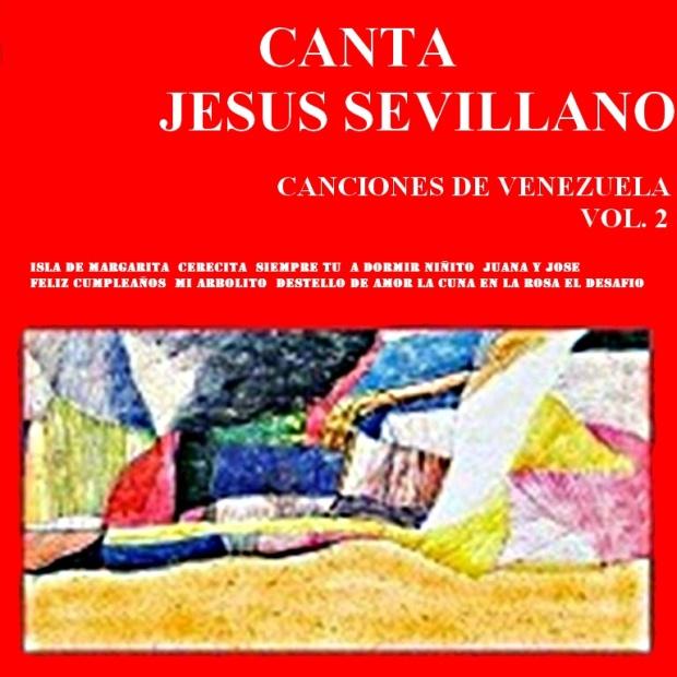 Jesús Sevillano - Canciones De Venezuela