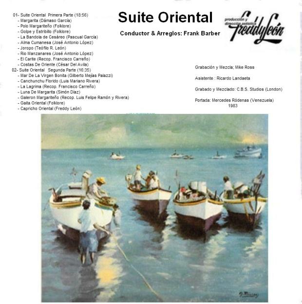 Suite Oriental b