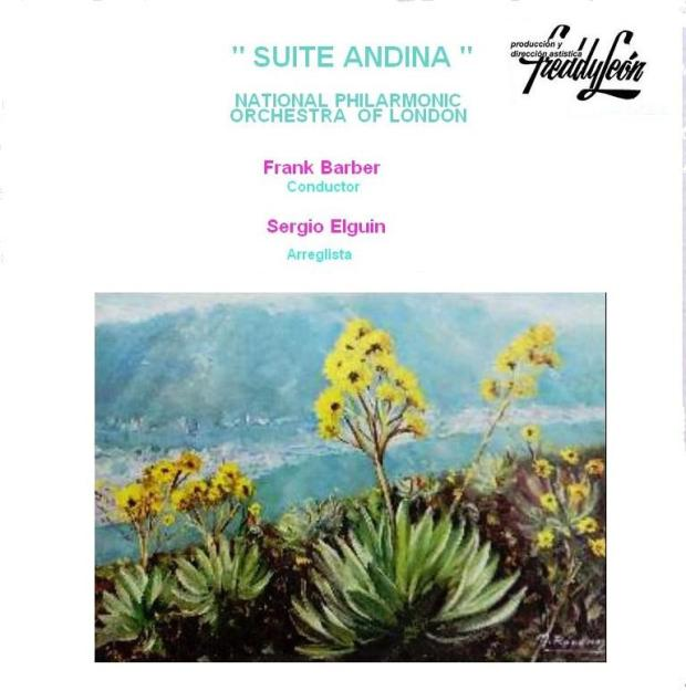 Venezuela Suite - Suite Andina
