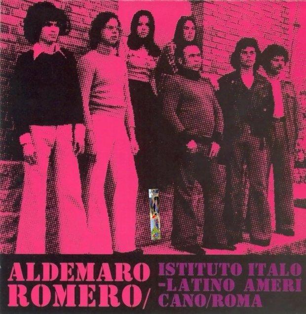 Aldemaro Romero - Istituto Italo-Latino Americano Roma (2004)