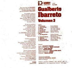 Gualbert Vol. 3 t