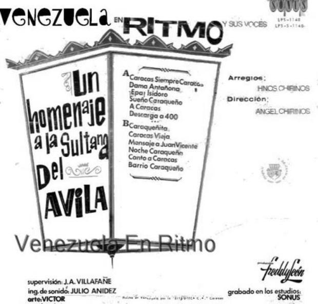 Orquesta Venezuela En Ritmo y Sus Vocestblog