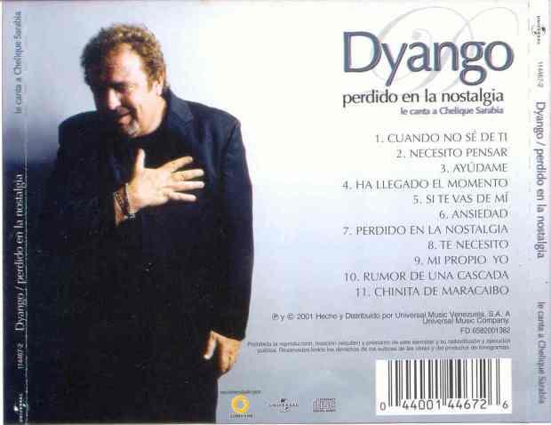 Dyango back