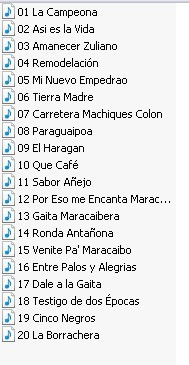 Las 100 Gaitas del Siglo Vol.2