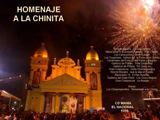 Homenaje a La Chinita -  CD MANIA - El Nacional