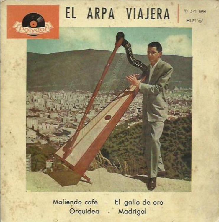 Hugo Blanco - El Arpa Viajera (1/2)