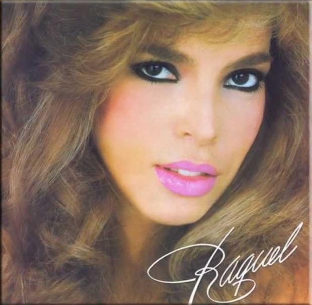 Raquel Castaños – Raquel - 1.985